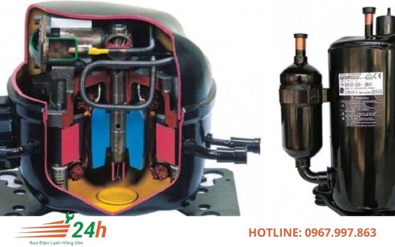 Lốc điều hòa là bộ phận quan trọng nhất trong hệ thống điều hòa không khí. Nó chiếm đến 70% chi phí của một chiếc điều hòa.