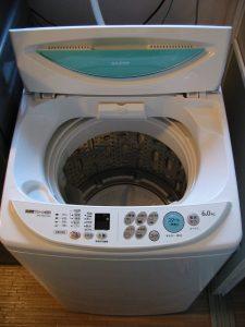 máy giặt báo lỗi ie