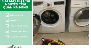 Sửa máy giặt tại Nguyễn Trãi chất lượng nhất