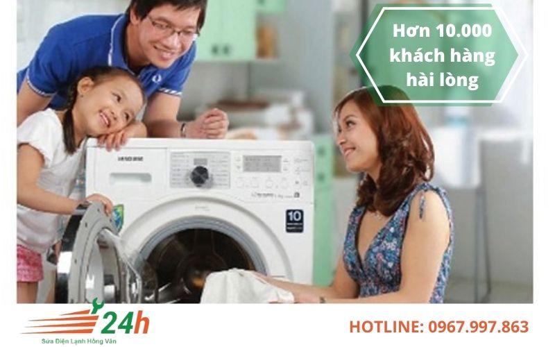 Hãy gọi cho chúng tôi để sửa máy giặt tại nhà