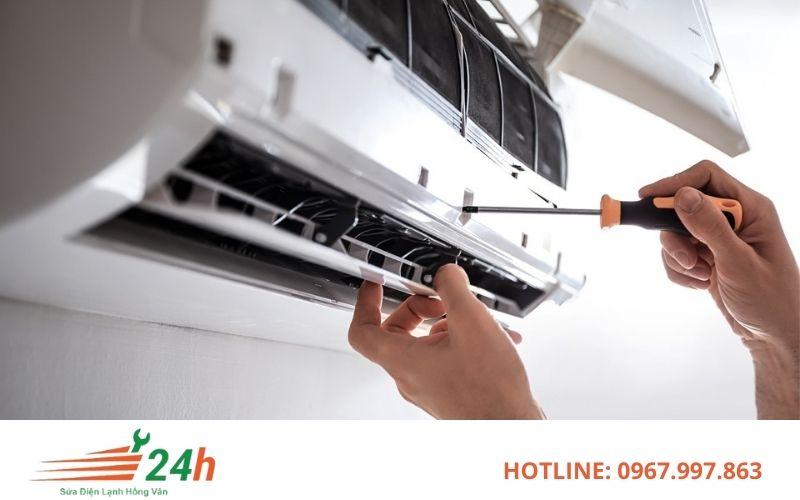 Điều hòa Aqua hư hỏng nên được kiểm tra và sửa chữa bởi thợ sửa chuyên dòng máy lạnh Aqua