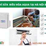 Điện Lạnh Hồng Vân nhận sửa điều hòa Aqua cam kết giá rẻ, có bảo hành