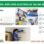 Điện Lạnh Hồng Vân nhận sửa điều hòa Electrolux giá rẻ nhất Hà Nội