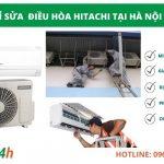 Điện Lạnh Hồng Vân nhận sửa điều hòa Hitachi giá rẻ bao toàn Hà Nội