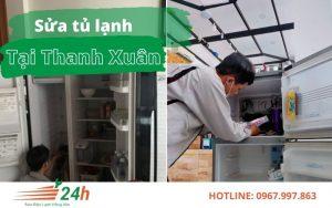 Sửa tủ lạnh tại Thanh Xuân