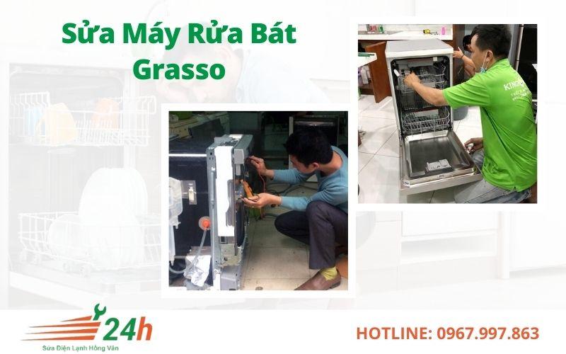 Sửa máy rửa bát Grasso
